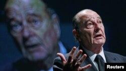 Екс-президент Франції Жак Ширак
