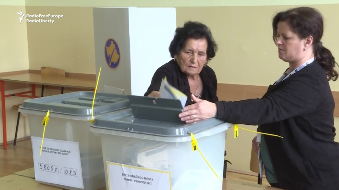 Main Serbian Party Wins By Landslide In Northern Kosovo Mayoral Poll