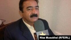 د بلوچستان پخوانی وزیر بسنت لال ګلشن
