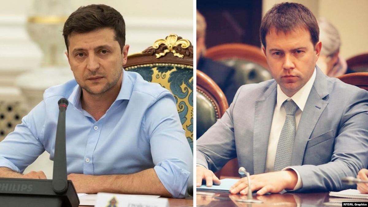 Новым генпрокурором может стать патентный поверенный Владимира Зеленского
