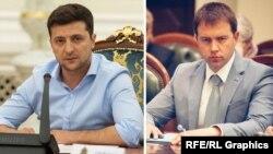Питання про кандидатуру Сергія Іонушаса як одну з найбільш ймовірних порушили на вечірньому засіданні фракції «Слуги народу» 3 березня