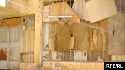 واجهة إحدى المدارس فس سنجار