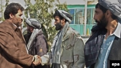 Disa nga pjesëtarët e grupit militant, Hizb-e-Islami