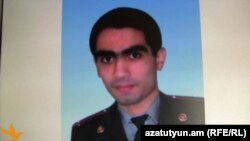 30-летний лейтенант Артак Назарян