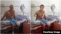 Приклади фейкових фото з бійцями АТО (праворуч неправдиве)