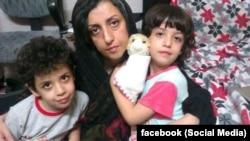 نرگس محمدی، فعال حقوق بشر زندانی در ایران، ۱۵روز است که به دلیل اجازه نداشتن برای تماس با فرزندان خود، اعتصاب غذا کرده است.