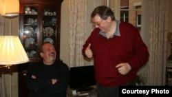 Андрей Гаврилов и Иван Толстой