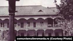 1970. Hanul lui Manuc, în Centrul Vechi al Capitalei.