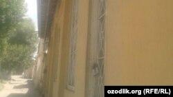 Uychi ko'chasida 2.6 km masofadagi uylar buzib tashlanadi