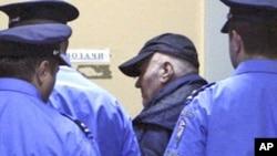 Ратко Младич в белградском суде