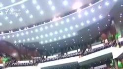 Halk maslahaty prezidenti öwmekde çeperçilik görkezdi