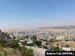 Mardin, orașul nou