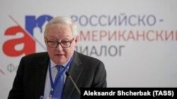 Заступник міністра закордонних справ Росії Сергій Рябков є учасником діалогу зі США щодо «будинків відпочинку»