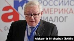 Сергей Рябков, Ресей сыртқы істер министрінің орынбасары.