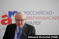 Намесьнік кіраўніка Міністэрства замежных справаў Сяргей Рабкоў
