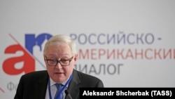 Сергей Рябков - муовини вазири умури хориҷии Русия