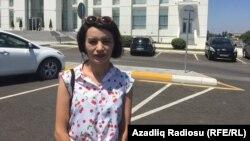 Jurnalist S.Vaqifqızı