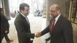 Premierul Chiril Gaburici la Bruxelles