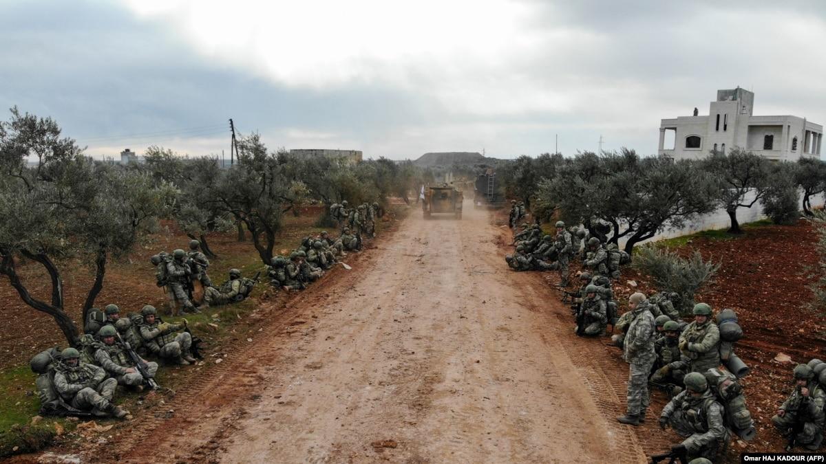 Бои в Идлибе: Турция потеряла более 30 военных в результате удара сил Асада