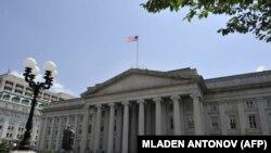 ԱՄՆ ֆինանսների նախարարության շենքը Վաշինգտոնում, արխիվ