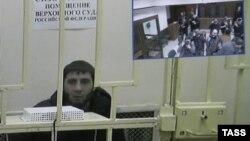Заур Дадаев участвовал в заседании Мосгорсуда 1 апреля по видеосвязи