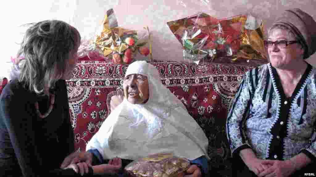 Әлем анасы - Сахан Досова 130 жаста #20