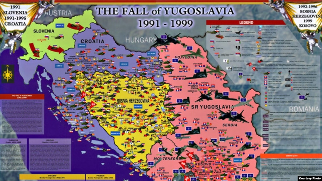 an argument in favor of natos involvement in yogoslavia balkan war Title war in the balkans, 1991-2002 / summary was written to address the need for a comprehensive history of the balkan wars provoked by the collapse of the yugoslav federation in 1991.