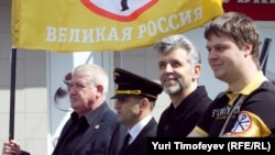 """Лица и маски """"Русского Первомая"""""""