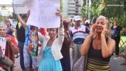 Активісти не допустили проведення фотовиставки в Одесі