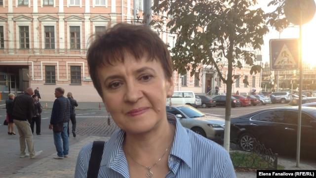 Оксана Забужко, Киев, сентябрь 2015