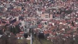 Novi pogled sa Trebevića