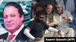 Premierul demis pakistanez Nawaz Sharif