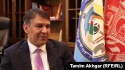 مسعود اندرابی سرپرست وزارت امور داخلۀ افغانستان