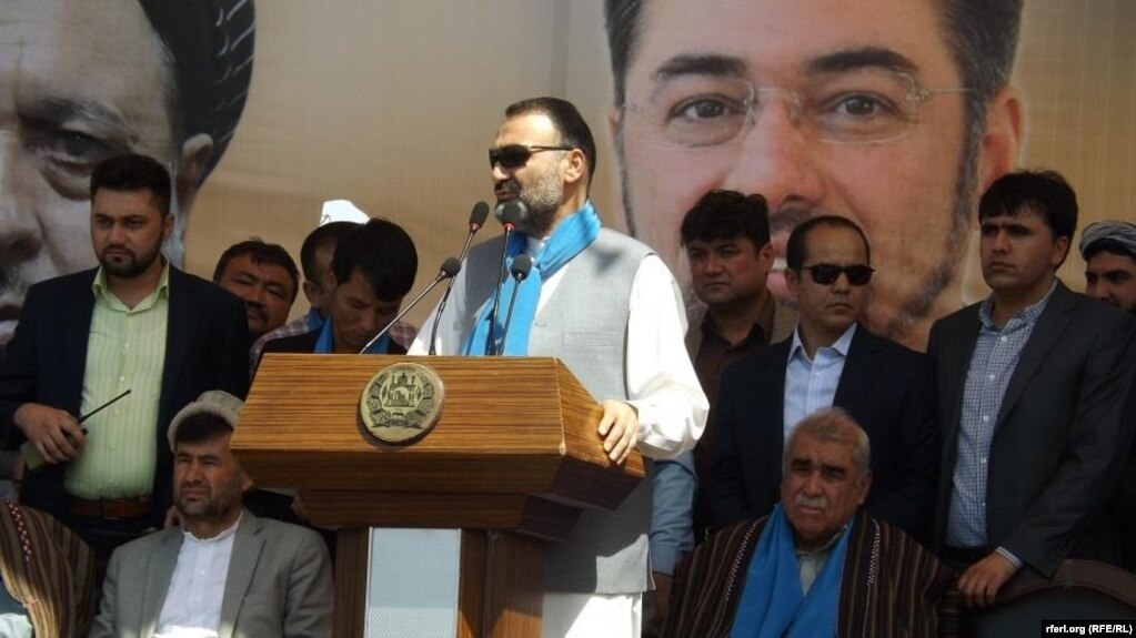 New Opposition Coalition Pushes For Dostum's Return
