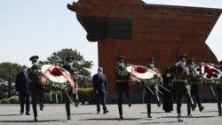 Հայաստանի աշխարհիկ և հոգևոր առաջնորդները մասնակցեցին Հանրապետության տոնիննվիրված միջոցառմանը