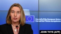 فدریکا موگرینی روز دوشنبه تأکید کرده که ادامه اجرای برجام از سوی همه طرفهای توافق، «تعهدی قوی برای اتحادیه اروپاست».