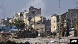 Sirijska vojska tvrdi da ima kontrolu nad 50 odsto istočnog Alepa.