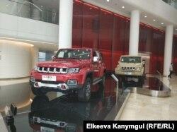 Продукция корпорации «Beijing Electric Vehicle Co., Ltd» (BAIC Group).