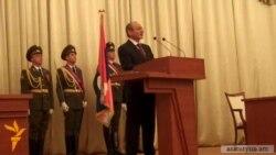 Բակո Սահակյանը երկրորդ անգամ ստանձնեց Լեռնային Ղարաբաղի նախագահի պաշտոնը