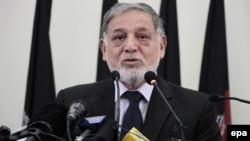 Голова Незалежної виборчої комісії Афганістану Ахмад Юсуф Нурістані