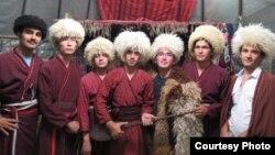 Eýran türkmenleri.