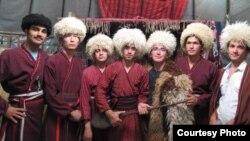 Eýranly türkmenler
