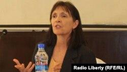 پاتریشا گاسمن مسئول بخش آسیا در سازمان دیدبان حقوق بشر