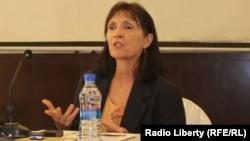 پاتریشیا گاسمن محقق دیدهبان حقوق بشر