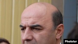 Armenian Energy Minister Armen Movsisian told journalists that everything is going according to plan.""