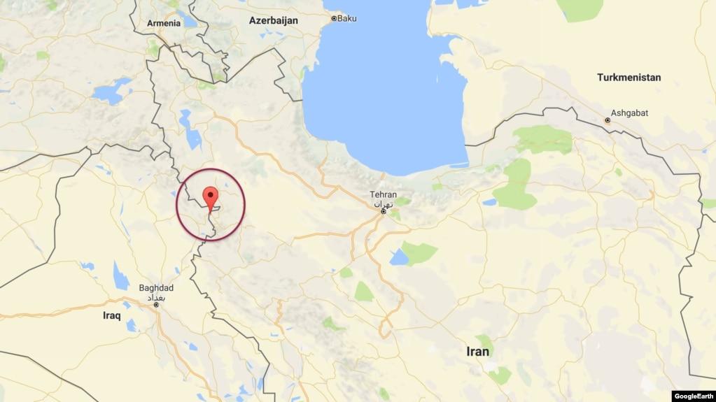 Iran Reopens Border Crossing With Iraq's Kurdish Region