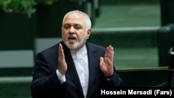 Министр иностранных дел Ирана Мухаммад Джавад Зариф
