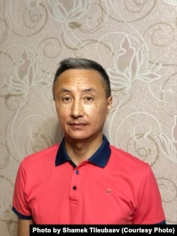 Историк Шамек Тлеубаев.