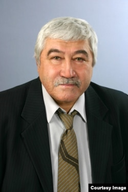 Профессор Астайбек (Виктор) Бутанаев. 12.12.2005.