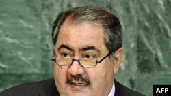 Шефот на ирачката дипломатија Хошијар Зебари
